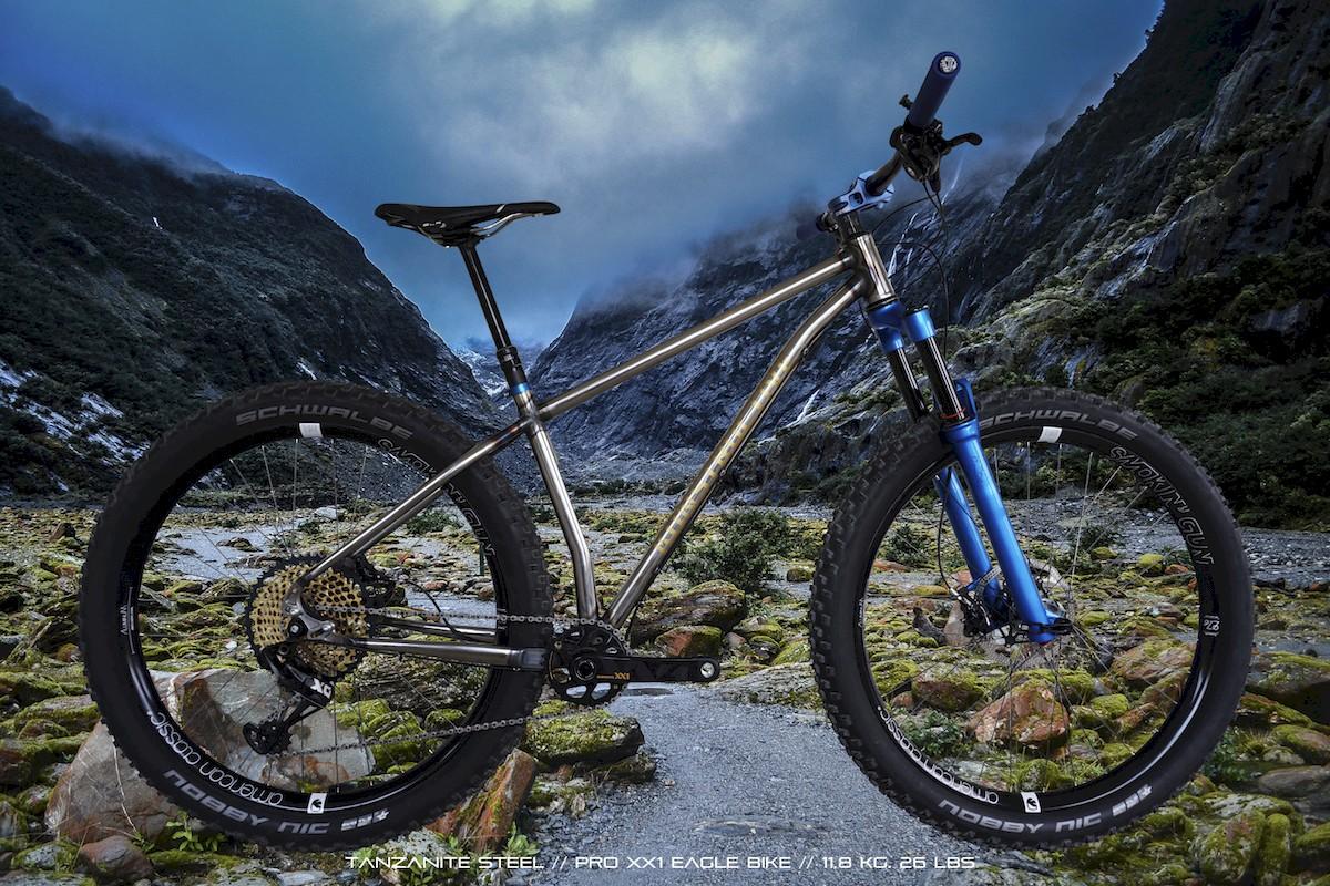 Konstructive TANZANITE Steel Mountain Bike - Konstructive Cycles Berlin